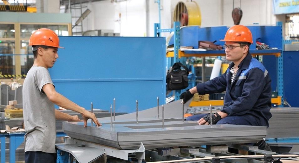 Кентауский завод получит сталь подешевле