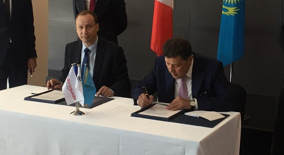 Французы помогут Казахстану улучшить качество бензина