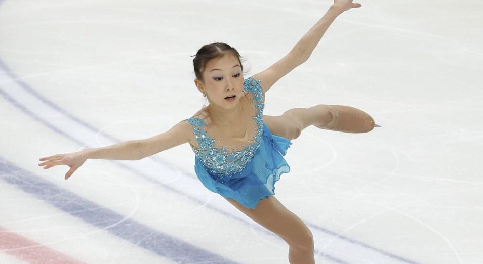 Гран-при в Гренобле: Турсынбаева и Тен вне финала