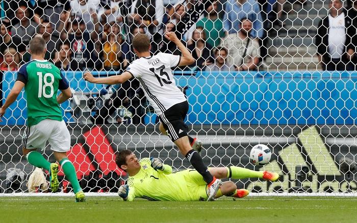 Евро-2016: Две сенсации группы D