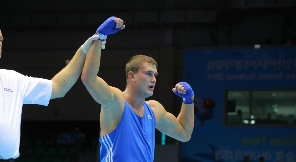 Чемпионат Казахстана по боксу: Пинчука вернули в финал