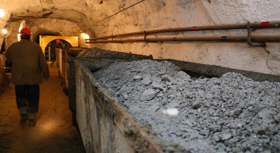 Уголь возвращается в шахту