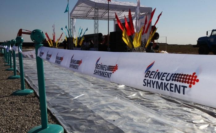 Строительство газопровода Бейнеу-Бозой-Шымкент закончат в этом году