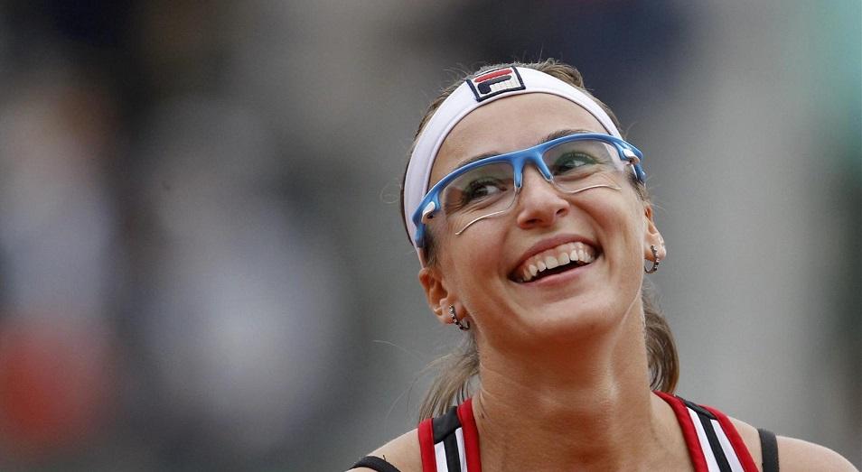 Казахстан на Australian Open: только женщины, только в парах