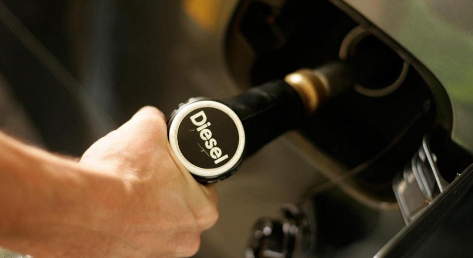 «КазМунайГаз» фиксирует цены на дизельное топливо