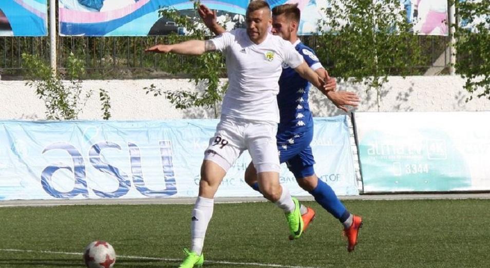 Сборная Казахстана: два мяча от молодежки перед датчанами