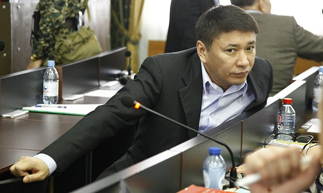 Ермегияев приговорен к 14 годам лишения свободы с конфискацией имущества
