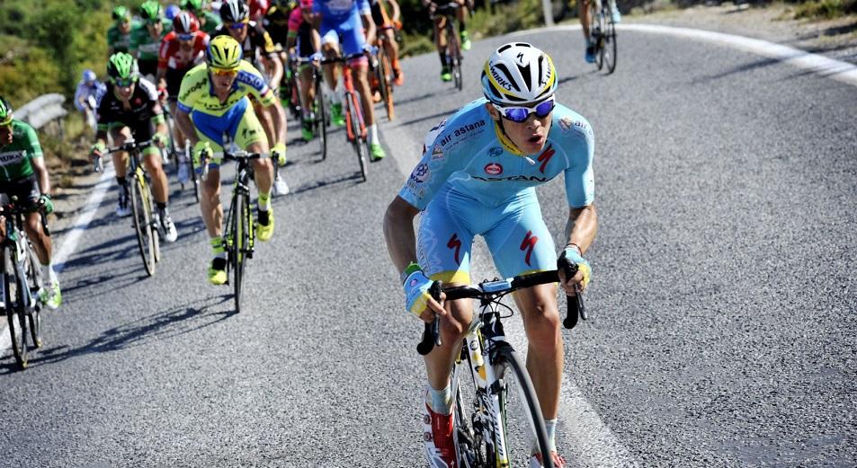 Лопес закрепил Astana Pro Team на вершине «Вуэльты»