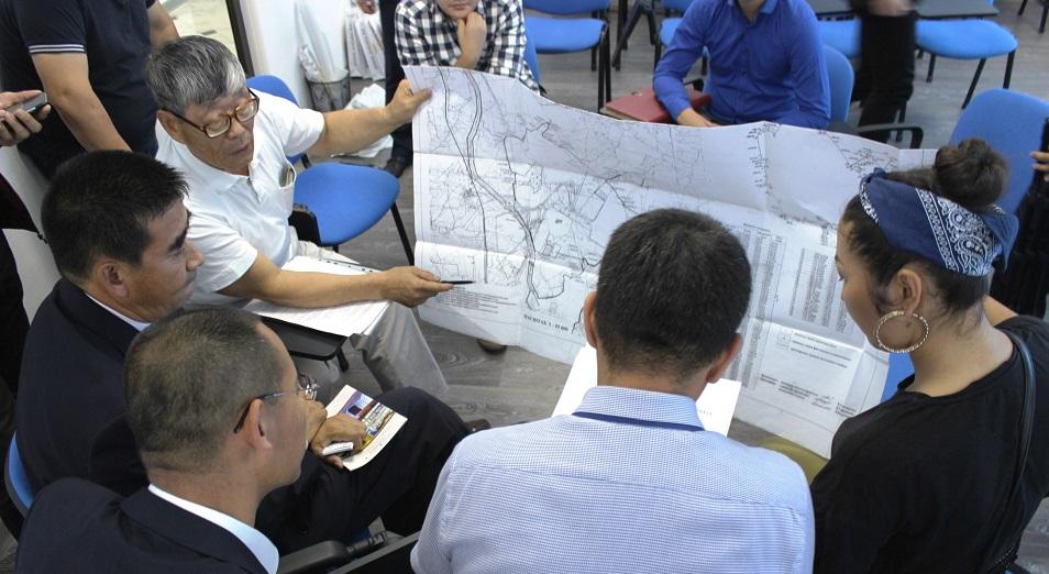 Внутренняя Монголия провела разведку в Центральном Казахстане