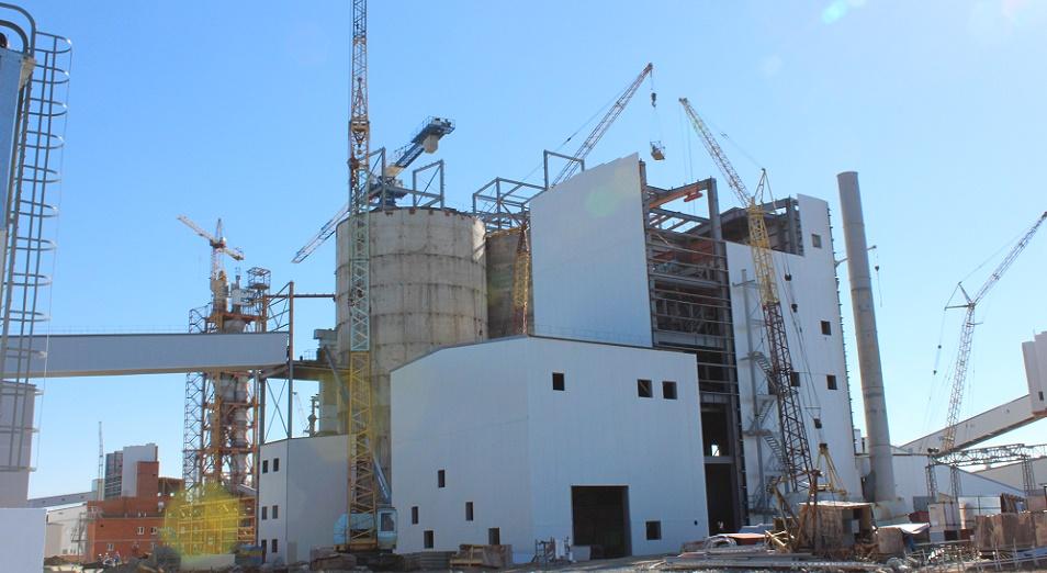 «Рудненский цементный завод» третий год откладывает запуск