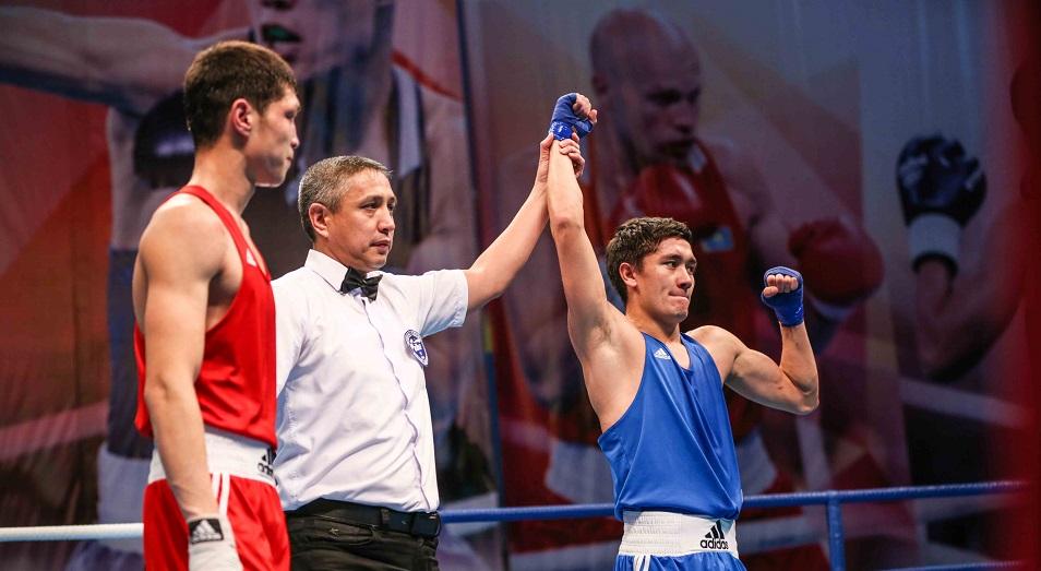 Серик Сапиев: Этот чемпионат страны уже рассматривается в качестве подготовки к новому олимпийскому циклу