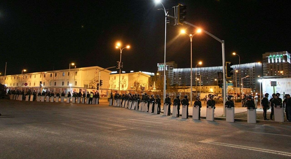 В отношении восьми человек, задержанных у «Абу-Даби Плаза», начато досудебное расследование