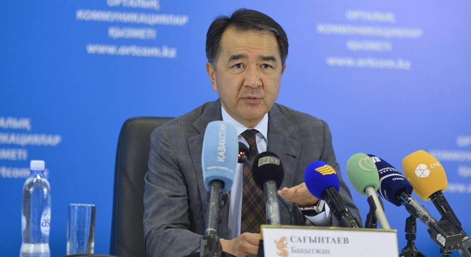 Бакытжан Сагинтаев: Мы смогли сломать сопротивление госорганов