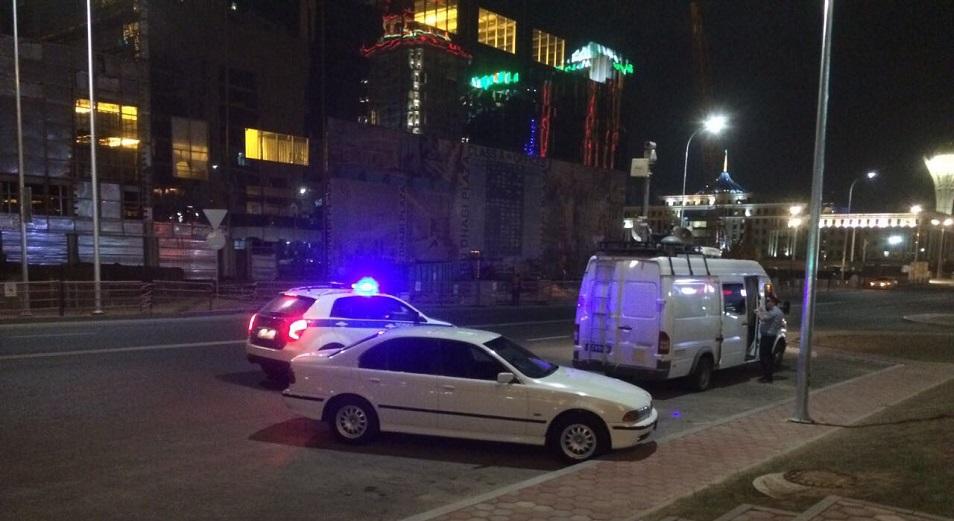 На строящемся Абу-Даби Плаза произошел конфликт между рабочими и охраной