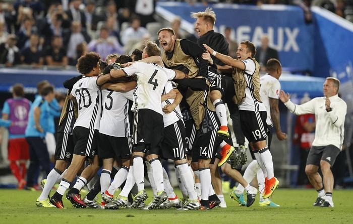 Евро-2016: Немцы сняли итальянское проклятие
