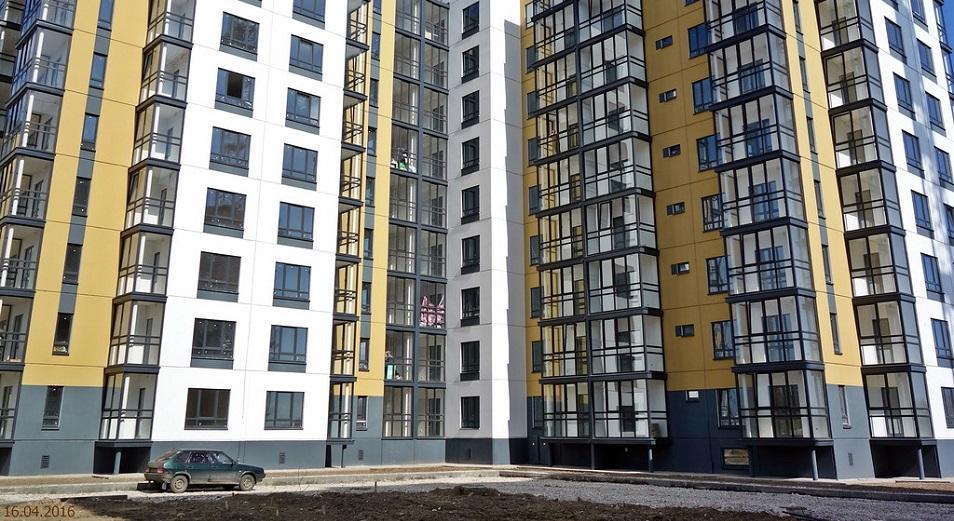Петропавловск переходит на жилую панель