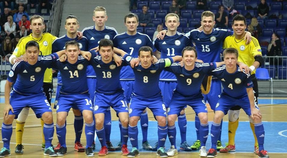 Евро-2018: Казахстан и Чехия разыграют первое место в группе