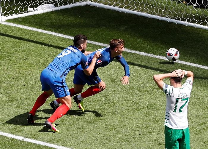Евро-2016: Преображение Гризманна