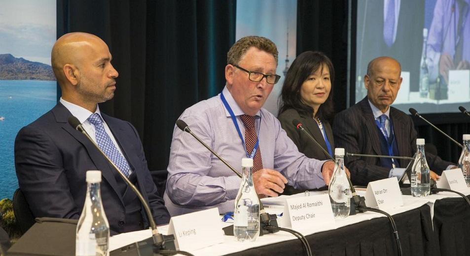 Мировые фонды обсудят риски в Астане
