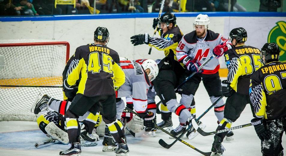 Плей-офф ВХЛ: «Сарыарка» начнет с «Кузни»