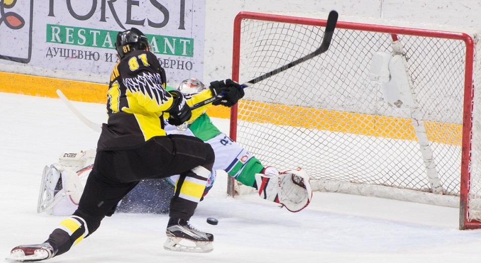 ВХЛ: «Сарыарка» вернулась на третье место в регулярке
