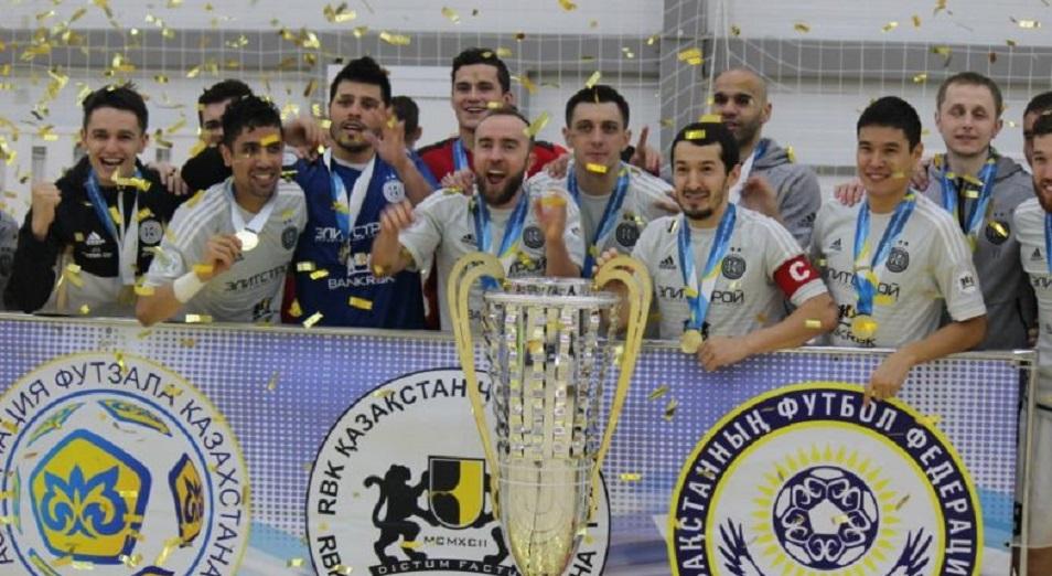 «Кайрат» продолжает собирать казахстанские трофеи