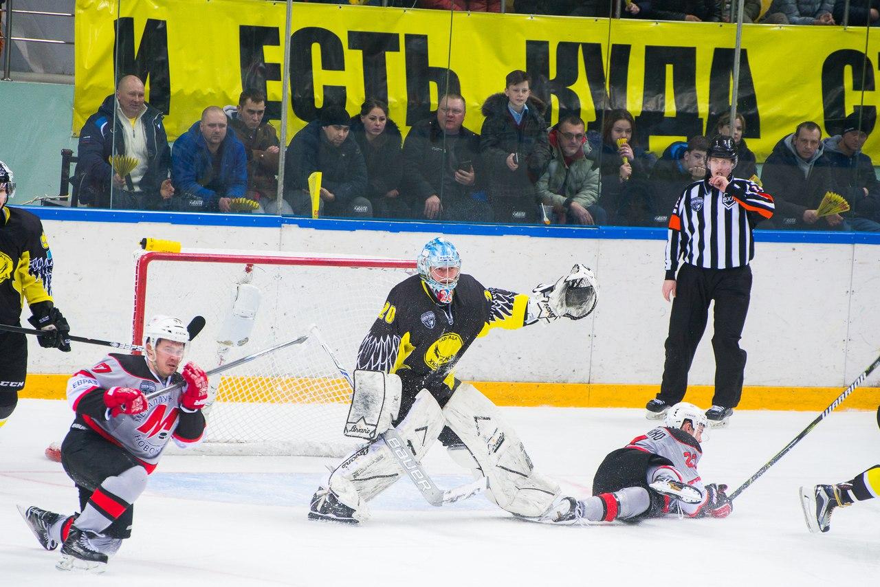 Плей-офф ВХЛ: «Сарыарка» и «Торпедо» начали с поражений