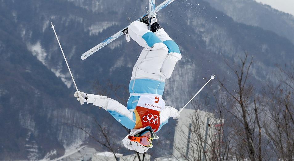 Галышева выиграла первую олимпийскую медаль Казахстана в могуле