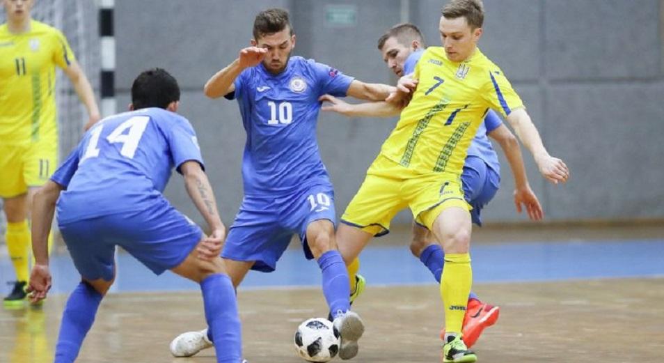Украина-Казахстан: спасение под занавес
