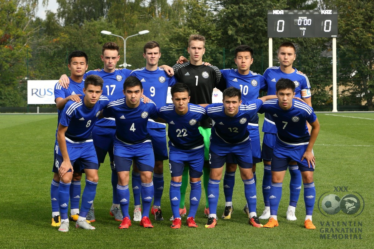 Казахстан стал седьмым на Мемориале Гранаткина