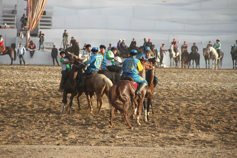По итогам пятого соревновательного дня на III ВИК казахстанцы завоевали 8 медалей