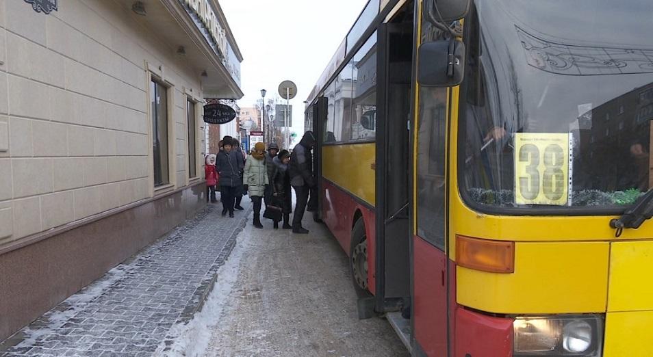 Автоперевозчики Актау предлагают поднять тариф