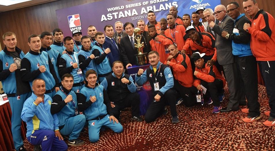 Соперники Astana Arlans в WSB 2018: старые и очень старые знакомые