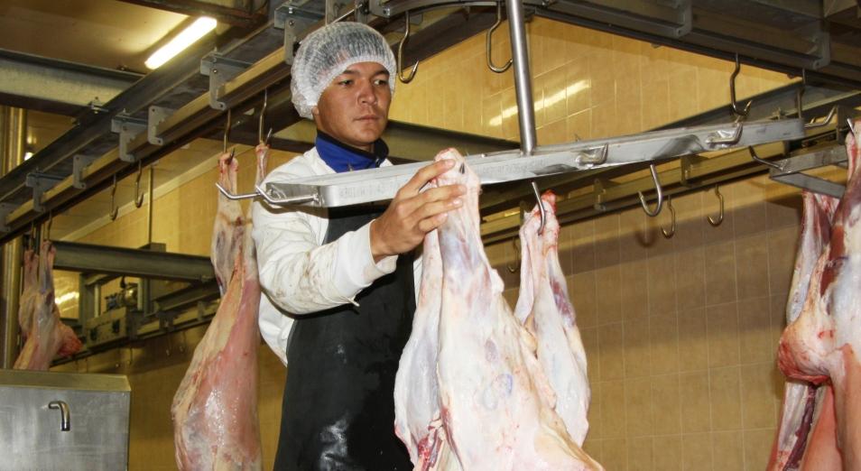 Экспортное предприятие по переработке мяса остановилось в ЗКО