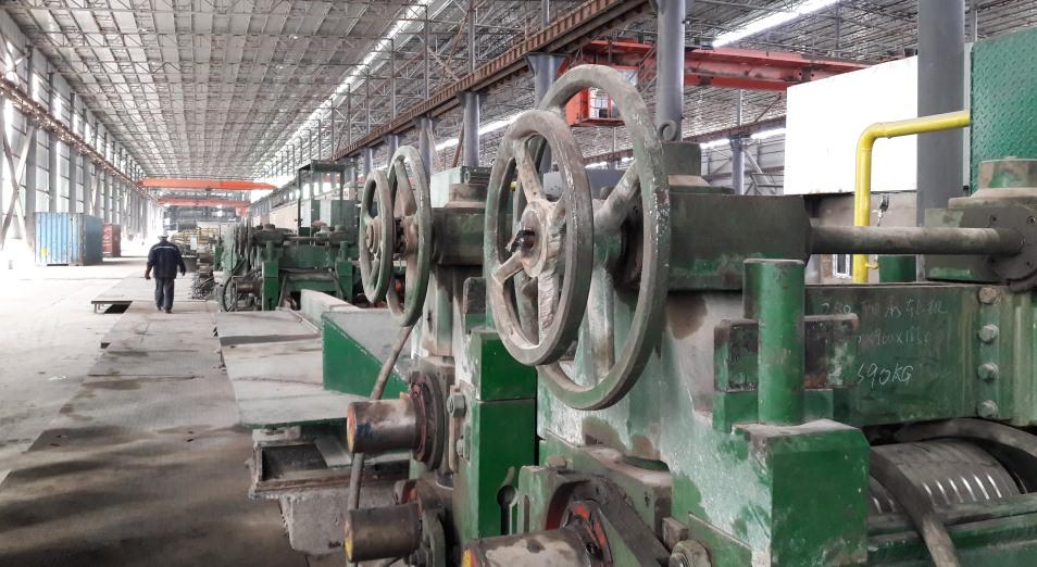 700 тыс. тонн стали планируют выпускать в Шымкенте