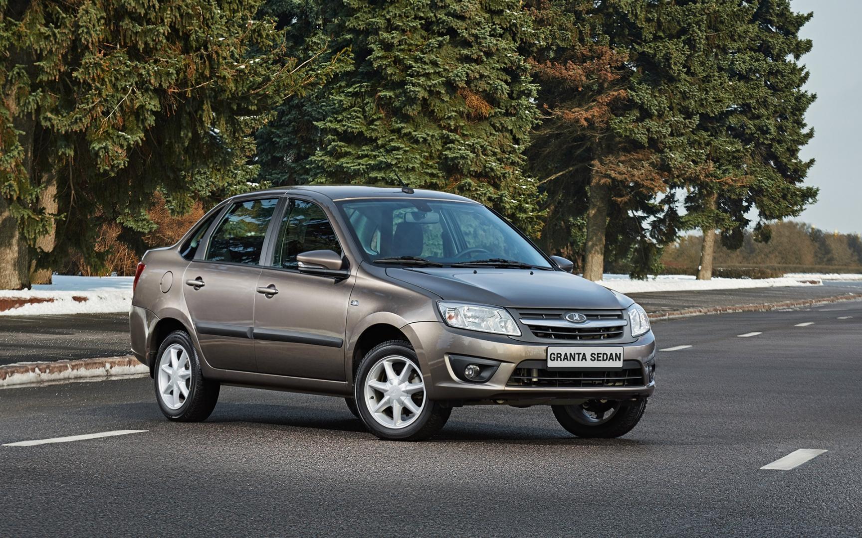 «АЗИЯ АВТО» приступает к производству новой Lada Granta
