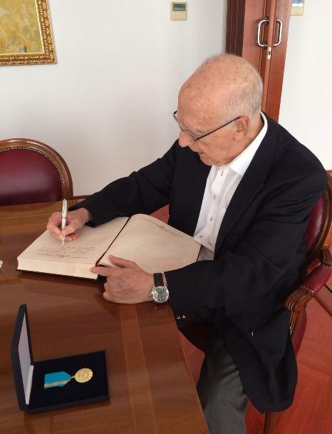 Хорватский ученый получил награду из Казахстана