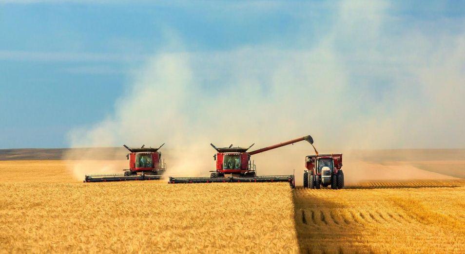 МСХ фиксирует отставание в уборке урожая