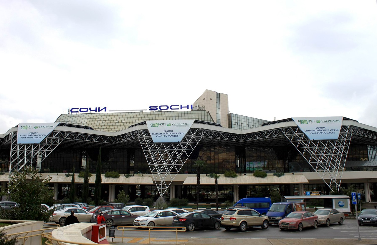 В аэропорту Сочи задержаны около 20 рейсов после ЧП с самолетом