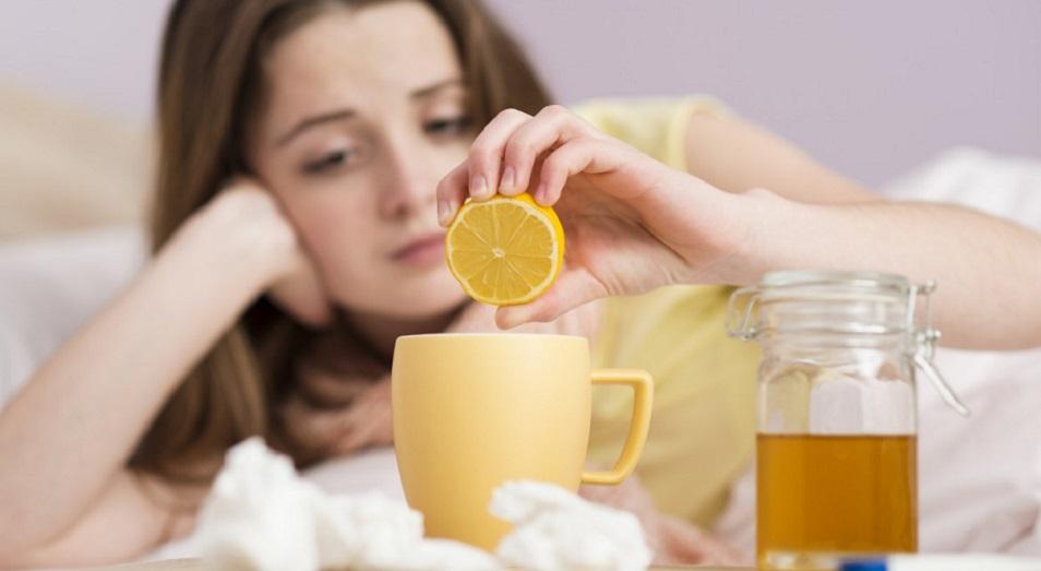 90 процентов казахстанцев не защищены от ОРВИ и гриппа
