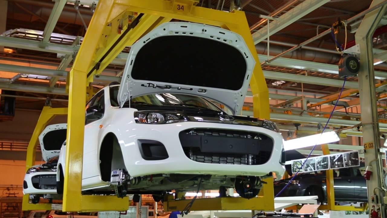 В августе производство автомобилей в Казахстане сократилось на 14%