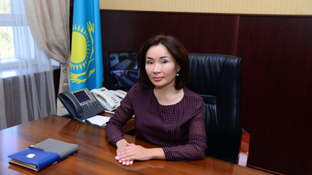 Анар Каирбекова уволена с должности ректора ЮКГПУ