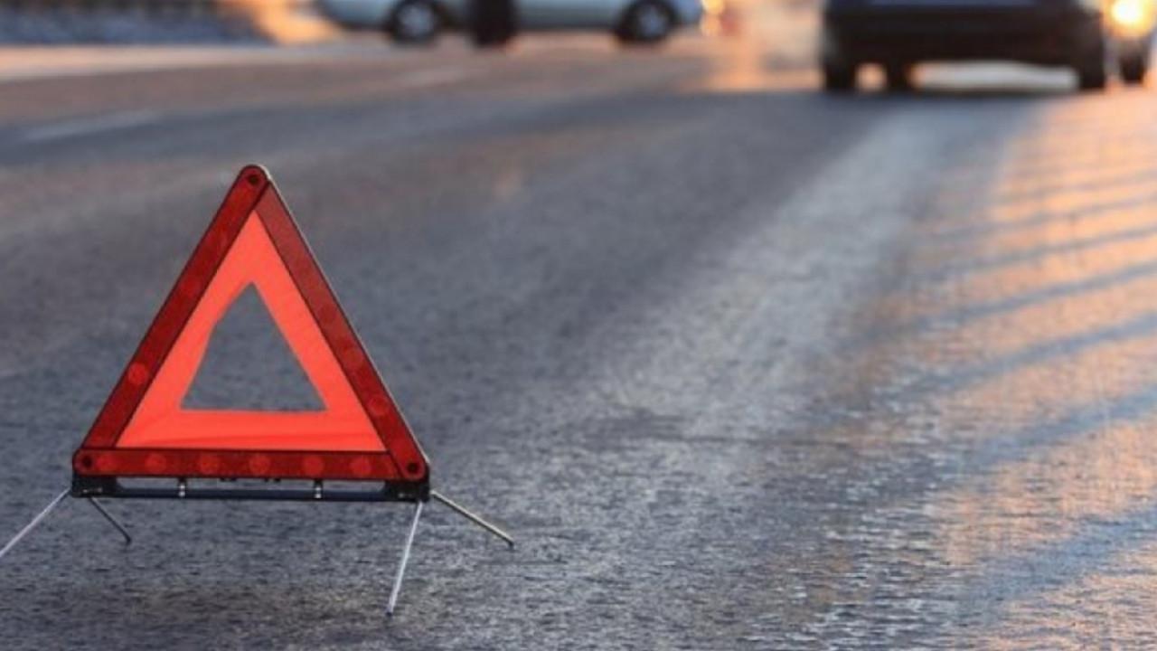 В Актобе в результате ДТП опрокинулся маршрутный автобус, 26 человек госпитализированы