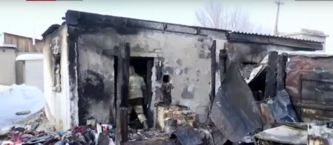 Похороны пяти сгоревших сестер в Астане пройдут 5 февраля