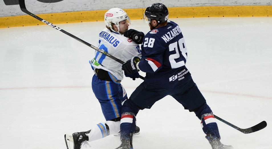 Плей-офф КХЛ: Серия «Барыс» - «Торпедо» стала самой долгоиграющей