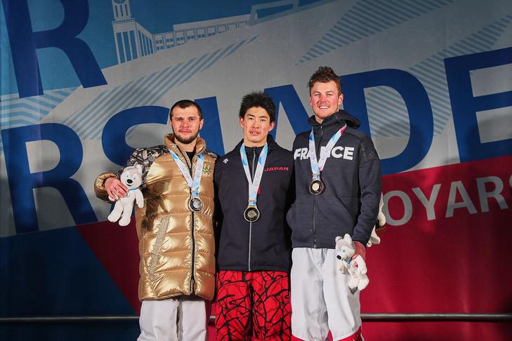 Семь медалей в копилке сборной Казахстана по завершении Универсиады-2019