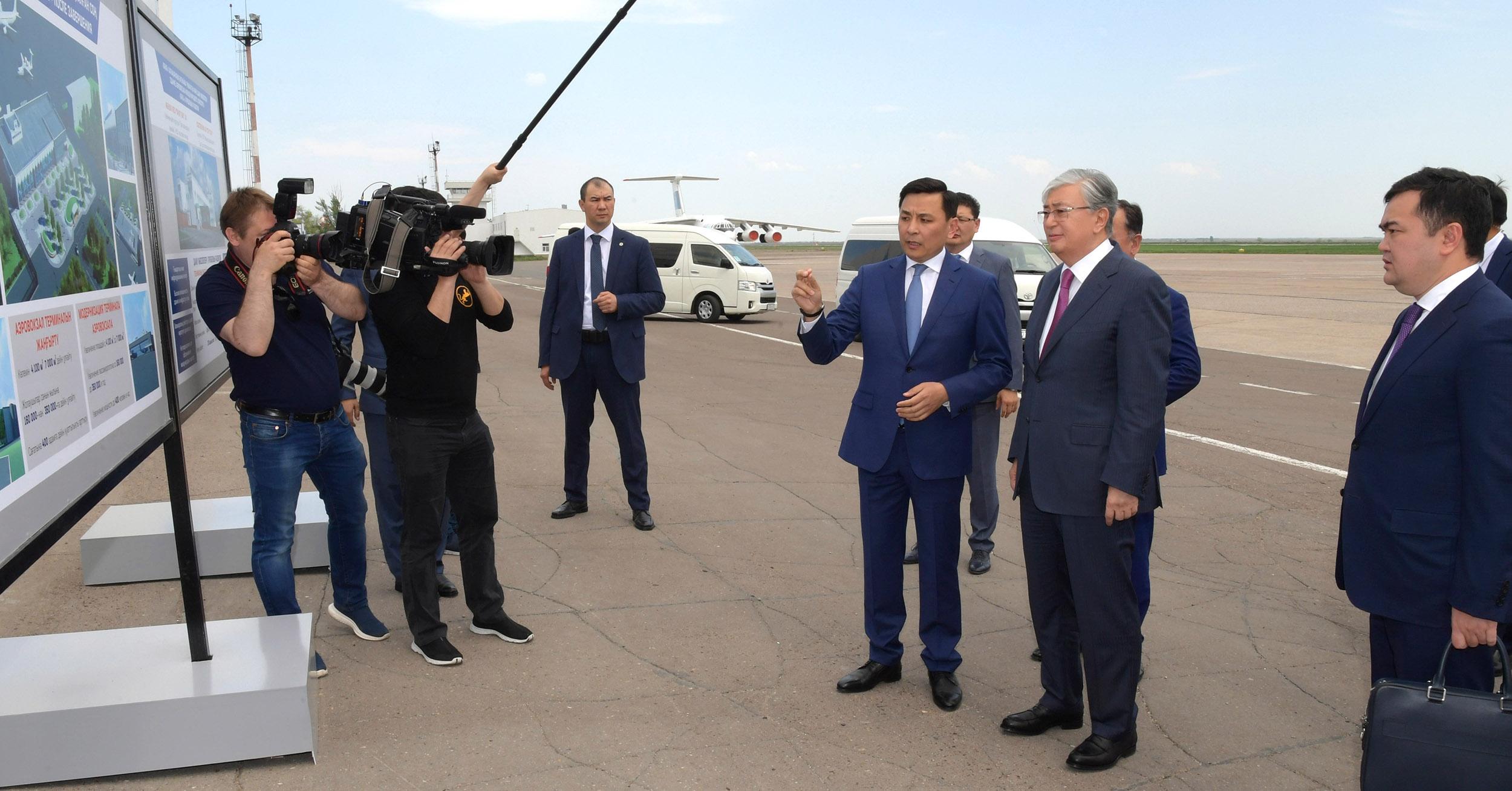 Касым-Жомарт Токаев: «Мы откроем бизнесу доступ к регулируемым закупкам»