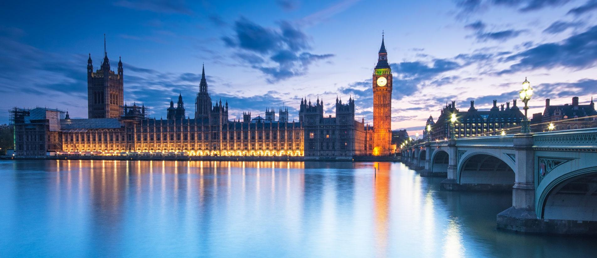 Лондону грозит затопление, прогнозируют эксперты