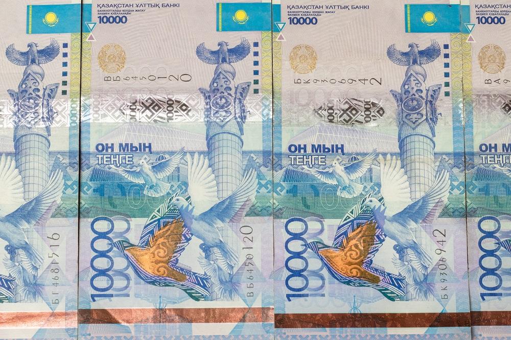 Денежная масса в Казахстане за январь снизилась на 2,1%