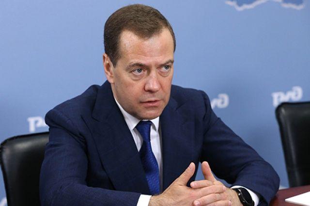 Медведев обсудил с руководством Казахстана вопросы безопасности, в том числе в экономике